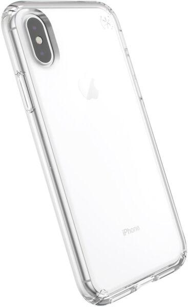Kалъф от Speck Presidio Stay Clear за Apple iPhone Xs - Clear