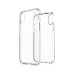 Speck Apple iPhone Xs Presidio Stay Clear Clear