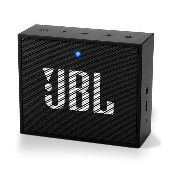 JBL GO plus black