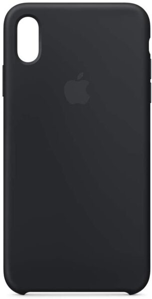 Kалъф от Apple Silicone Case за iPhone XS Max - Black