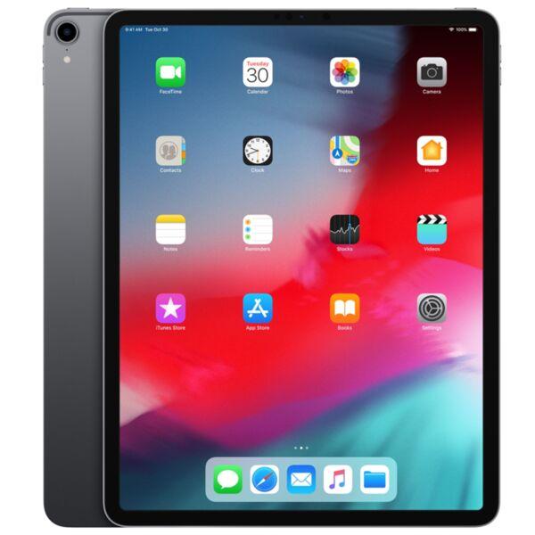 Сив Apple iPad Pro 12.9 (3rd gen) WiFi 512 GB Space Gray