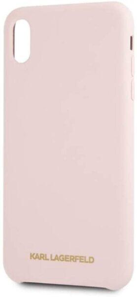 Калъф от Karl Lagerfeld за Iphone XR - Pink