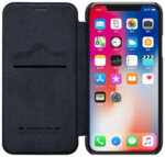 Nillkin for iPhone XR Qin Book Case Black