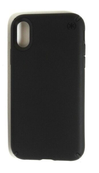 Черен кейс Speck за iPhone XR PRESIDIO PRO (BLACK/BLACK)