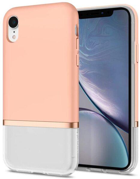 Кейс Spigen La Manon Jupe за Iphone XR Milk Peach