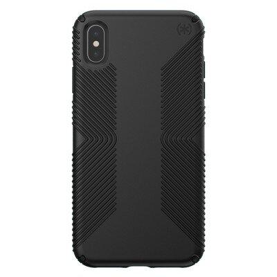Speck - Presidio Grip Case For Apple Iphone Xs Max - Black