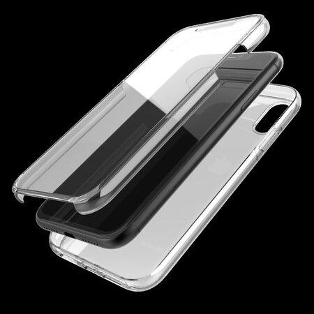 X-Doria Case Defense Bloom iPhone XR Silver