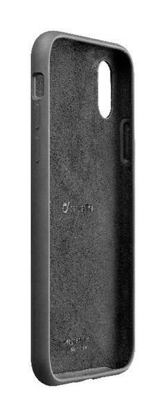 Черен кейс CellularLine за iPhone Xs Max Sensation