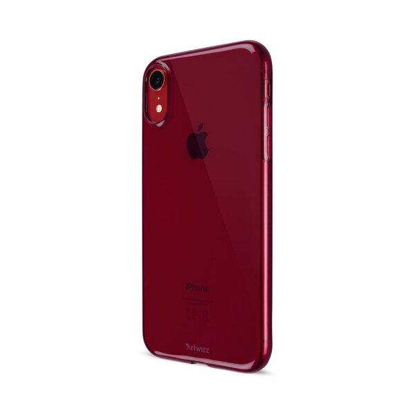 Кейс Artwizz NoCase за iPhone XR - raspberry