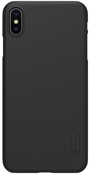 Nillkin Super Apple iPhone XS Max Shield Cover Case за Black