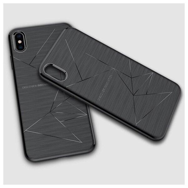 Черен кейс на Nillkin Magic Case QI Black за iPhone XS Max