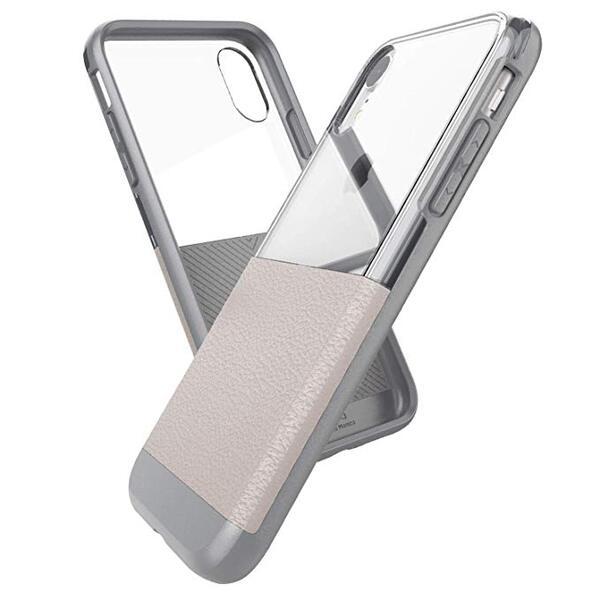 Бял кейс X-Doria Case Defense Dash за iPhone XS MAX White
