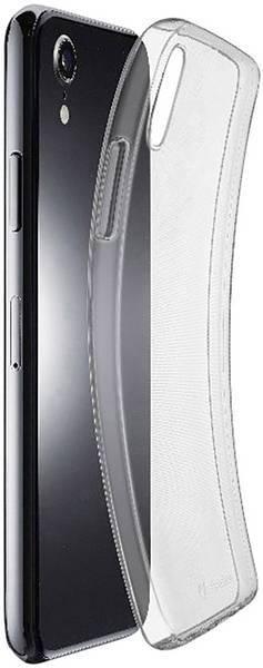 Cellularline Fine прозрачен калъф iPhone Xr