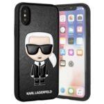CG Mobilr Iphone X Karl Lagerfeld KLHCPXIKPUBK
