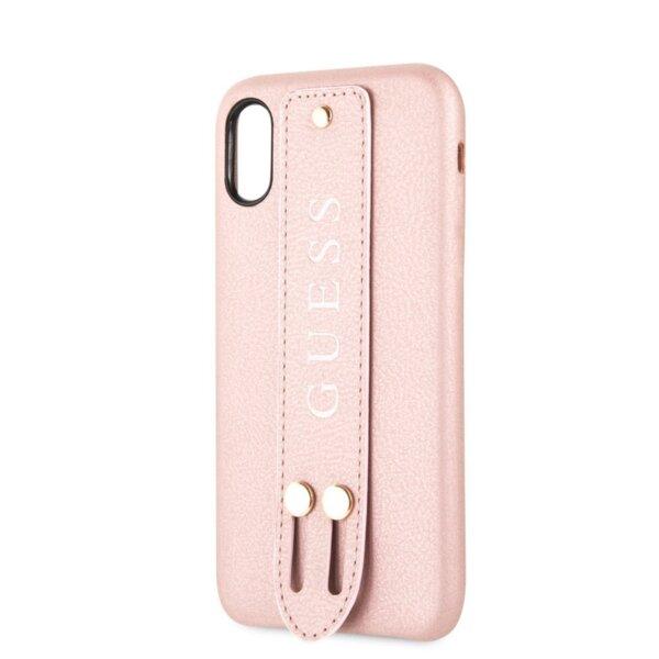 Guess Saffiano Strap GUHCPXSBSRO iPhone X/XS