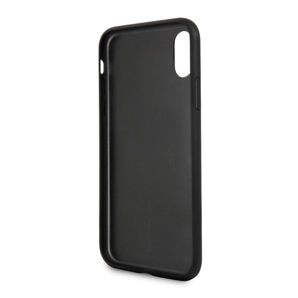 Бял кейс Guess Iconic TPU Case White за iPhone X / XS