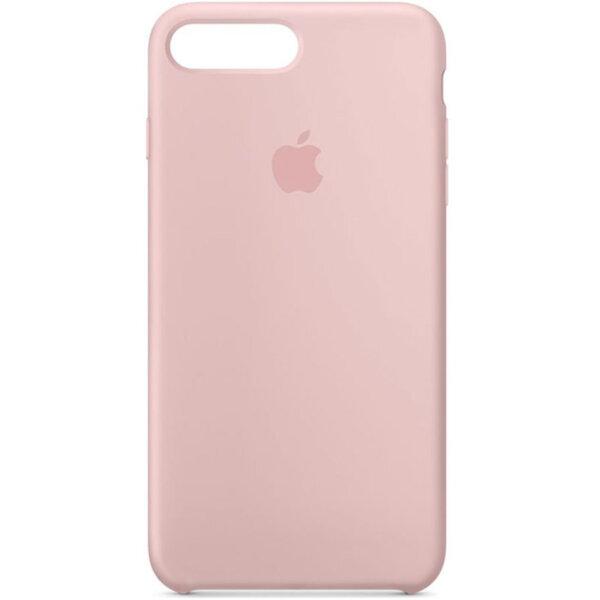 Силиконов кейс Apple за iPhone 8 Plus/7 Plus Silicone Case sand rose