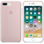 Apple iPhone 8 Plus/7 Plus Silicone Case sand rose