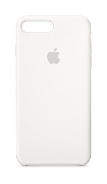 Бял Кейс Apple за iPhone 7 Plus/8 Plus Silicone Case (White)