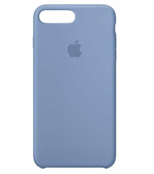 Кейс за Apple iPhone 7 Plus Silicone Case (Azure)