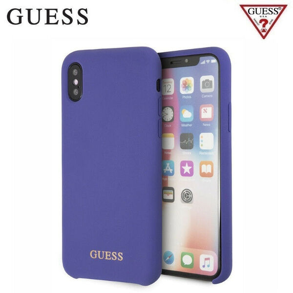 Кейс CG Mobile за Iphone X Guess GUHCPXLSGLUV