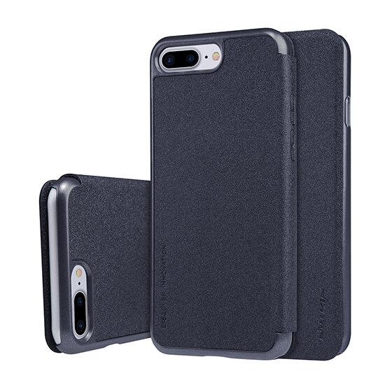 Черен кейс Nillkin Sparkle за Iphone 7/8 Plus
