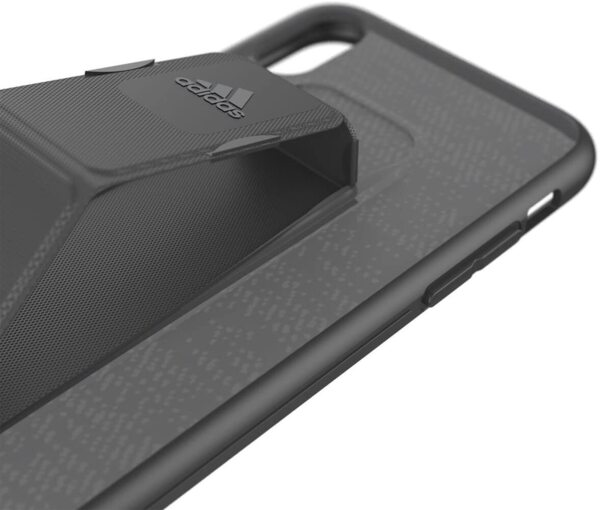 Черен Кейс Adidas Performance Grip Case For iPhone X