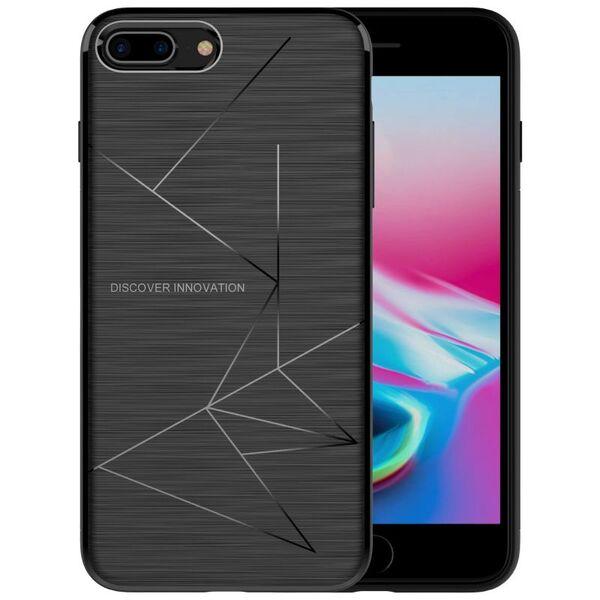 Черен кейс Nillkin Magic Case QI за iPhone 8 Plus