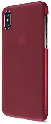 Кейс Artwizz Rubber Clip за iPhone X - Berry
