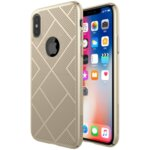 Nillkin Air Case Super Slim for iPhone X Gold