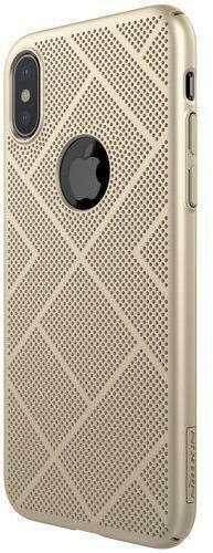 Nillkin Air Case Super Slim за iPhone X/XS, Златист