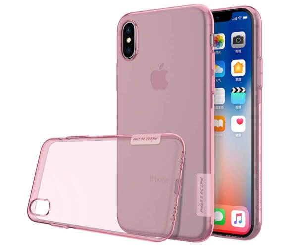 Nillkin Nature TPU Iphone X pink