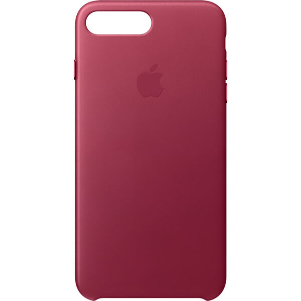 Кожен кейс на Apple за Iphone 7 plus Berry