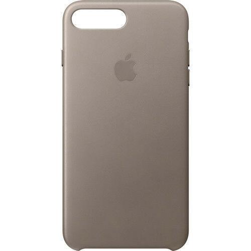 Apple iPhone 7/8 Plus Leather Case - Taupe