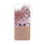 Кейс на Karl Lagerfeld K Peek A Boo TPU Case Pink за iPhone 7