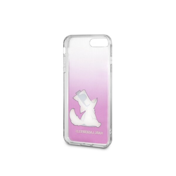 CG Mobile Karl Lagerfeld KLHCI8CFNRCPI  Fun Choupette Glasses Hard Case for iPhone 8