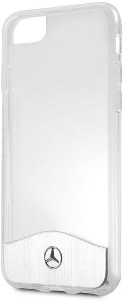 CG Mobile Hard Case Wave IX Transparent/Silver Mercedes for iPhone 7/8