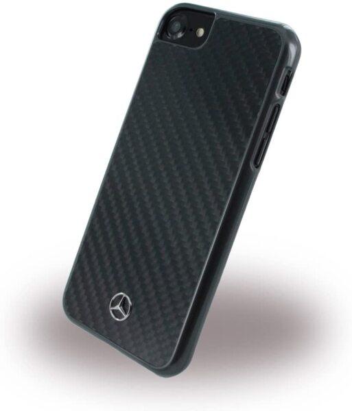 CG Mobile  Hard Case Dynamic Carbon Black Mercedes for iPhone 7/8