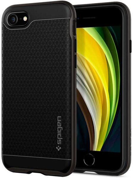 SPIGEN RUGGED NEO Hybrid 2 for iPhone 7/8 Gunmetal Black