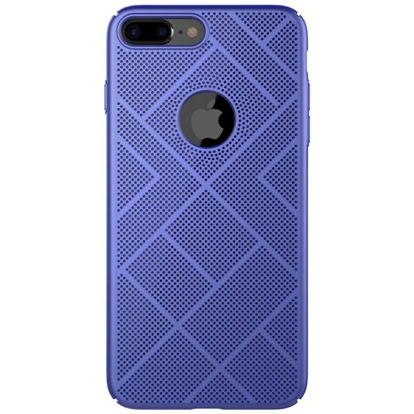Nillkin AIR Back Cover Case For Apple Iphone 8 Plus Blue