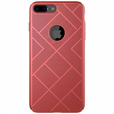 Nillkin AIR Back Cover Case For Apple Iphone 8 Plus RED