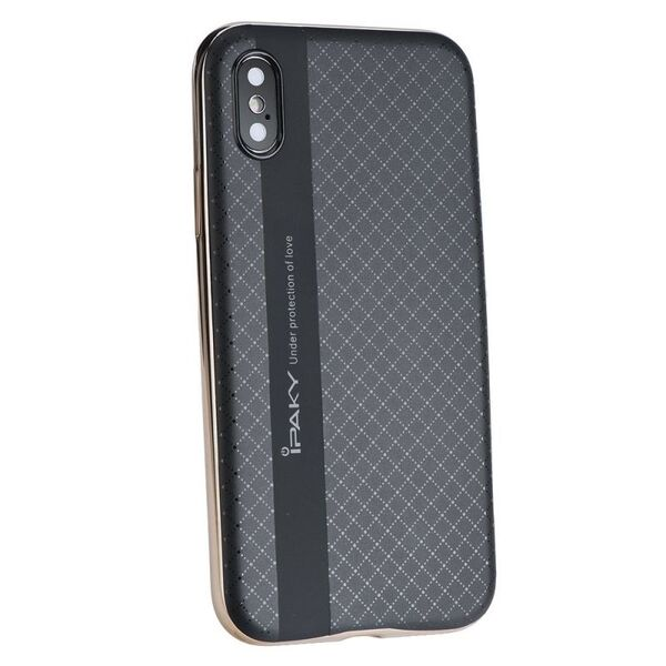 Ipaky Bumblebee Case for iPhone 7/8 black and gray