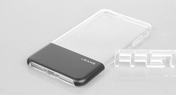 USAMS Ease Hard Cover for iPhone 7 Black