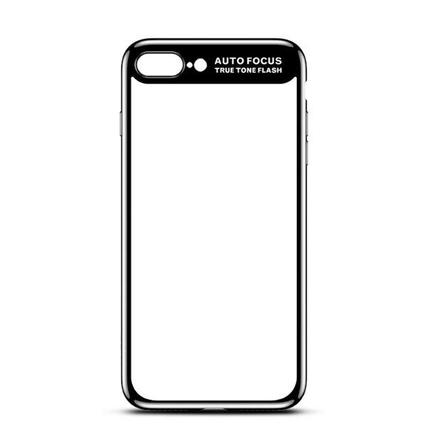 USAMS Kingdom TPU Case for iPhone 7/8 Black