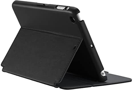 Speck Stylefolio iPad Mini 4 Case (Black/Slate Grey)
