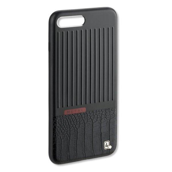 4smarts SALZBURG  for iPhone 8Plus/7Plus Black