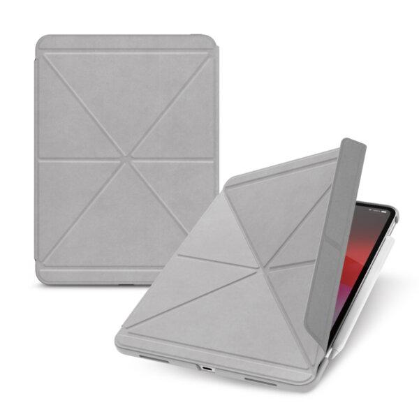 Moshi - VersaCover Case Grey for iPad Pro 11