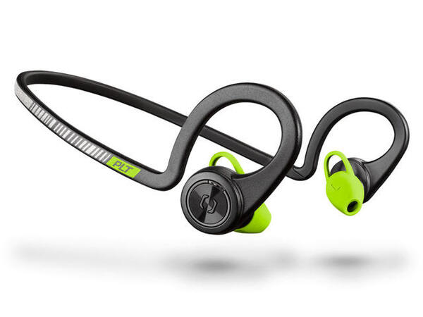 Plantronics BackBeat FIT Mobile Bluetooth Headphone Black Core Headset