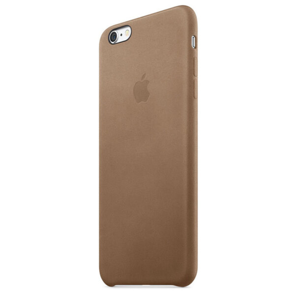 Apple Iphone 6s Plus  Leatcher Case Brown
