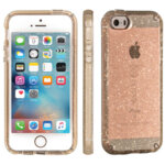 Калъф Speck IPHONE 5/5S/SE CANDYSHELL CLEAR - CLEAR GOLD GLITTER